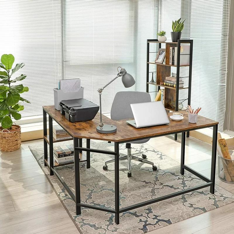 Home Office L Desk