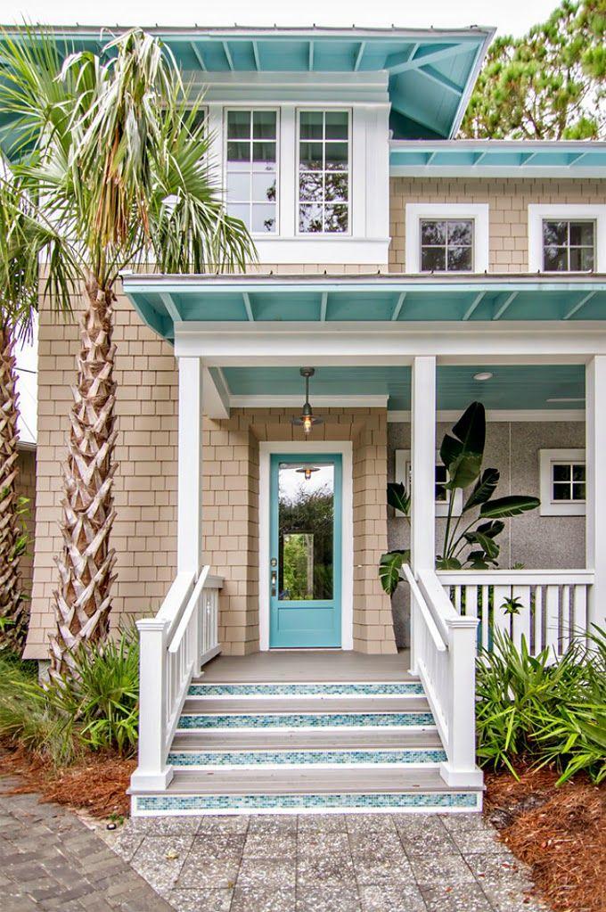 Exterior Beach House Colors