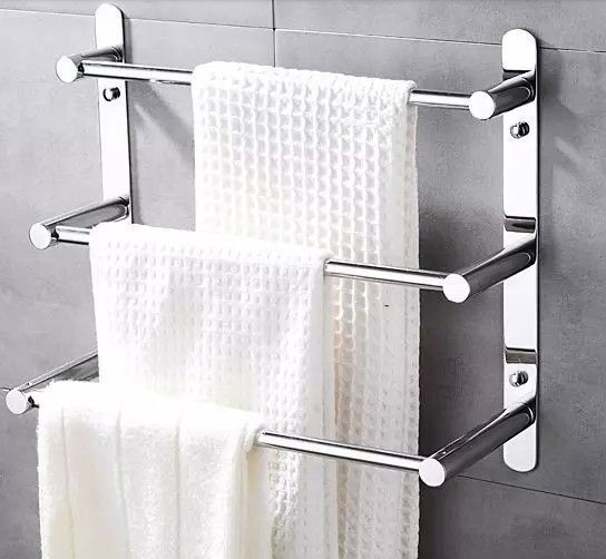 Bathroom Towel Stand