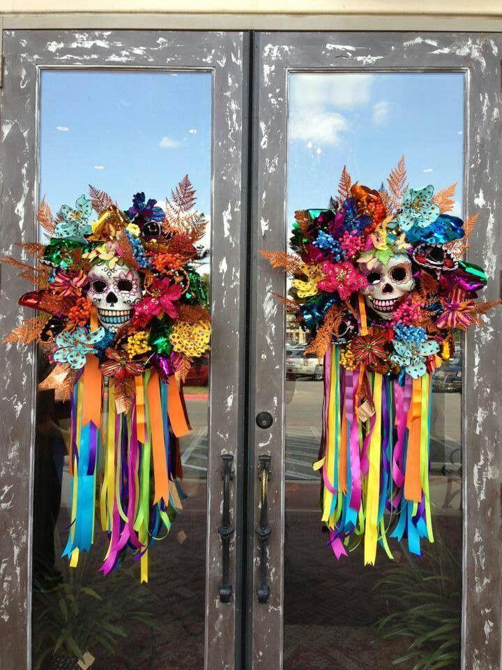 Dia De Los Muertos Outdoor Decorations