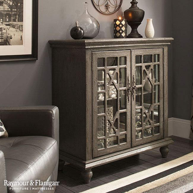 Living Room Accent Cabinets