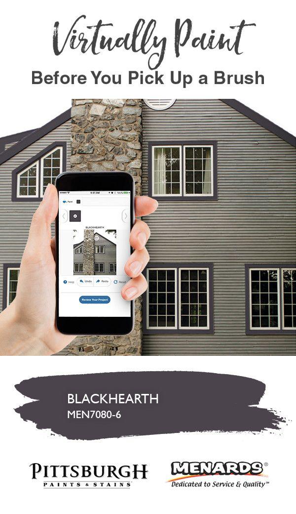 Exterior House Paint App