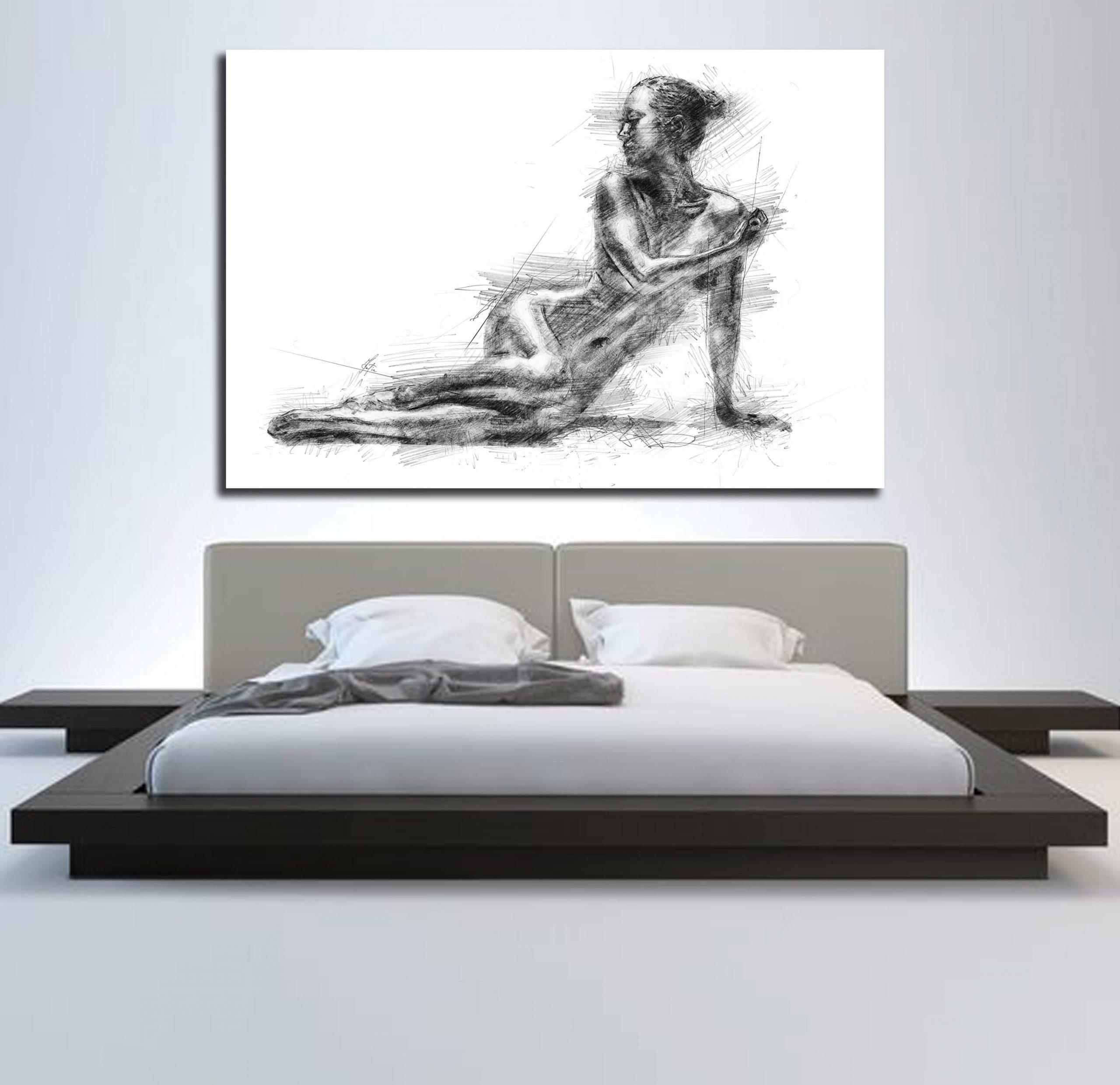 Bedroom Canvas Art