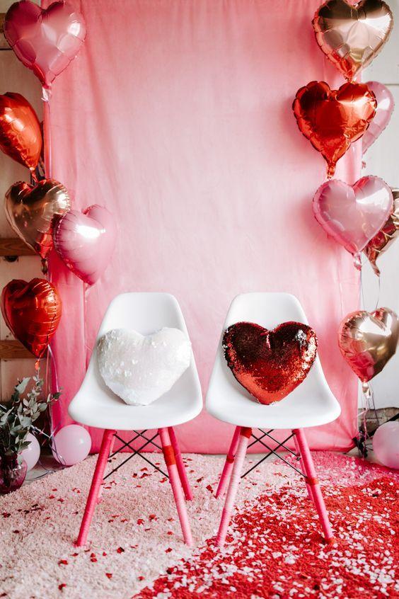 Valentines Day Decor 2020