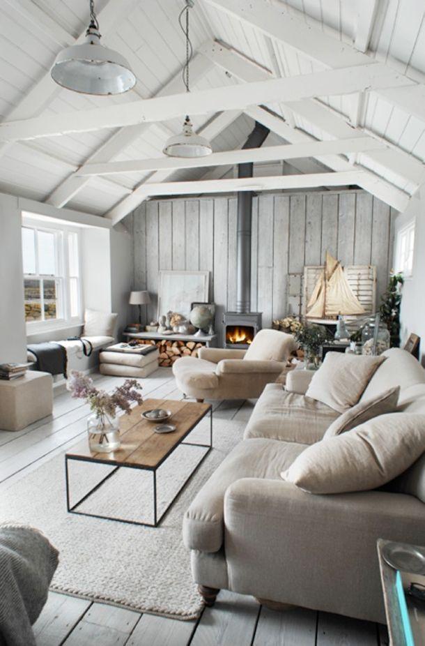Gray Modern Farmhouse Interior
