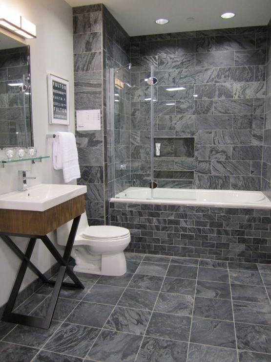 Slate Bathroom Tiles