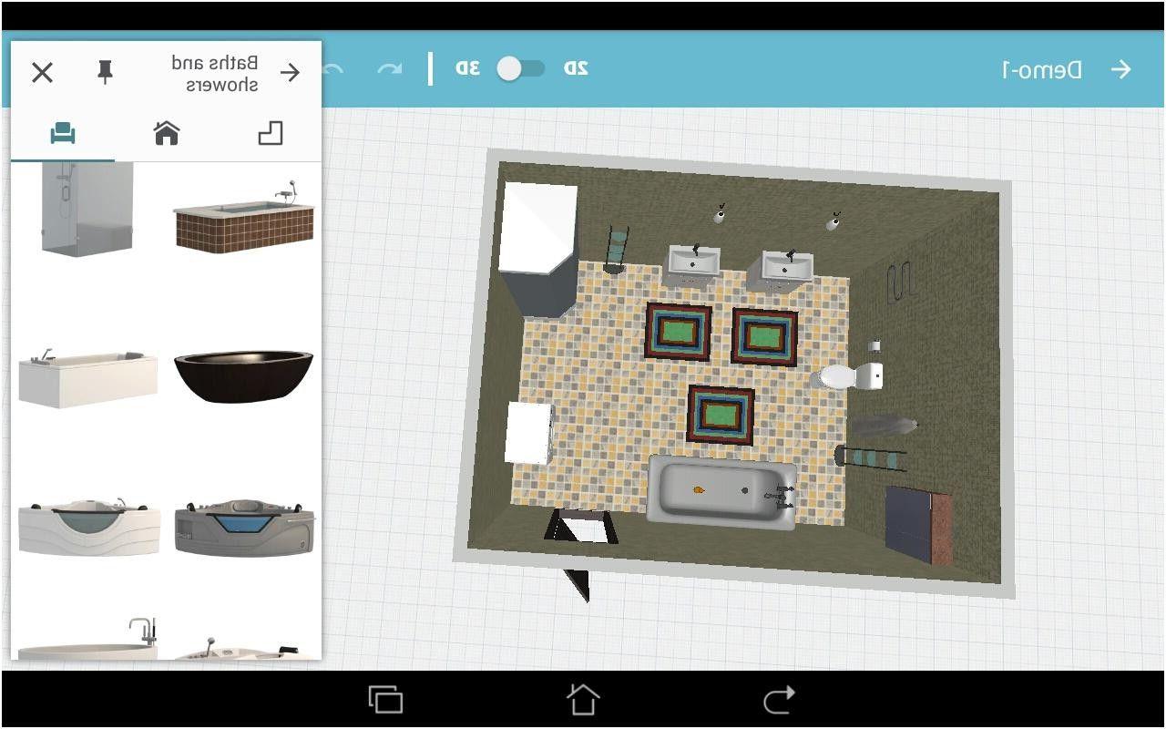 Bathroom Design App