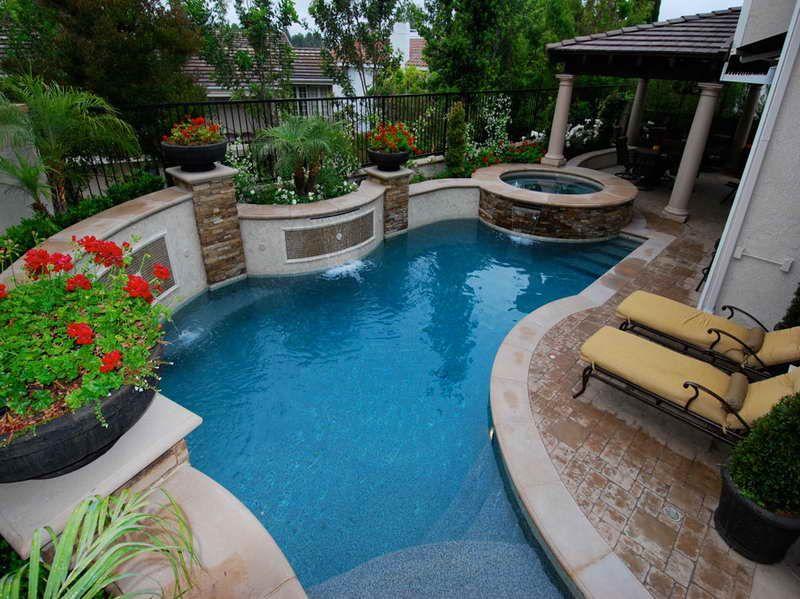 Small Backyard Pool Ideas