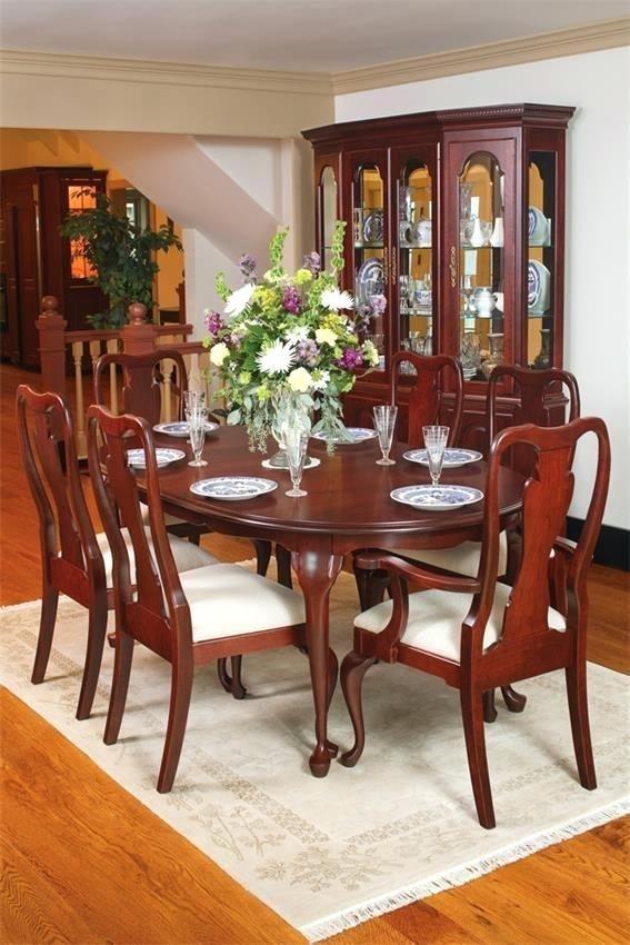 Cherry Dining Room Set