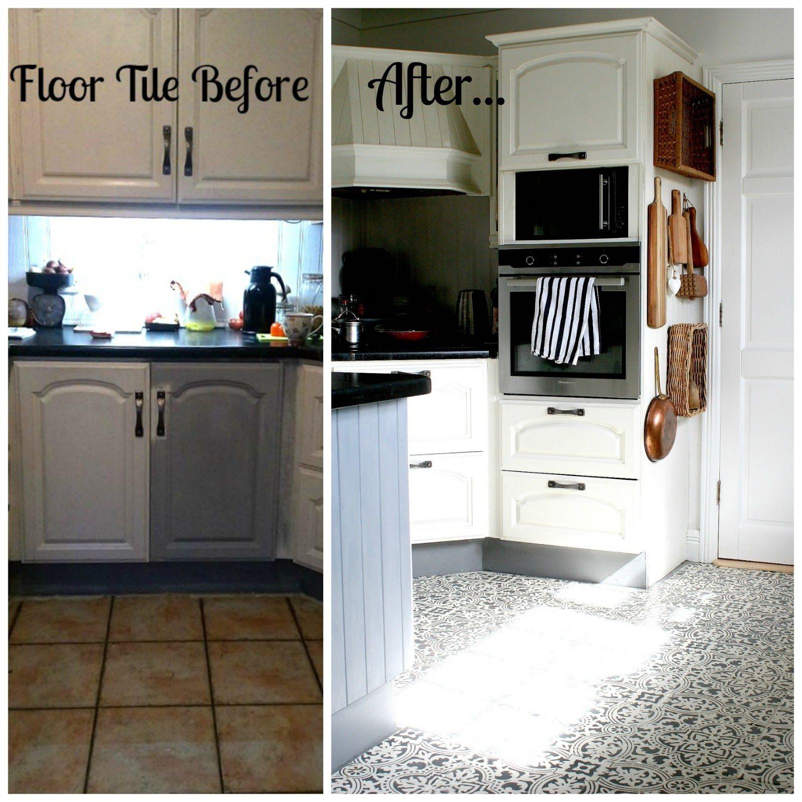9+ Painting Kitchen Floor Tiles   MAGZHOUSE