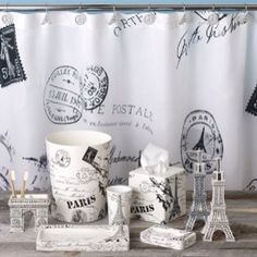 Paris Bathroom Set