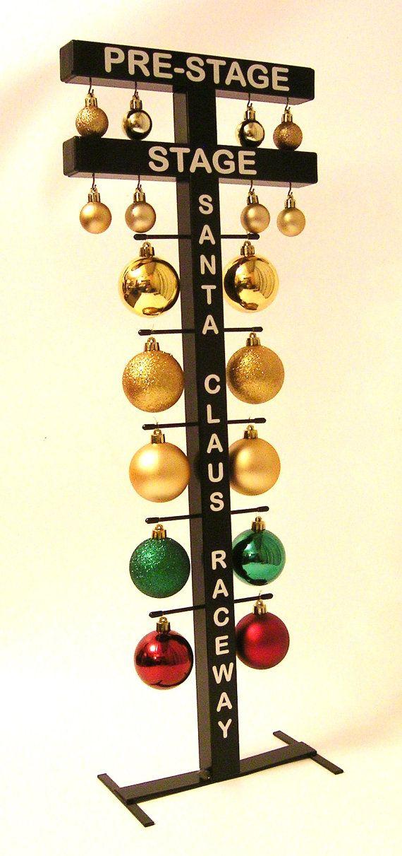 Drag Racing Christmas Tree