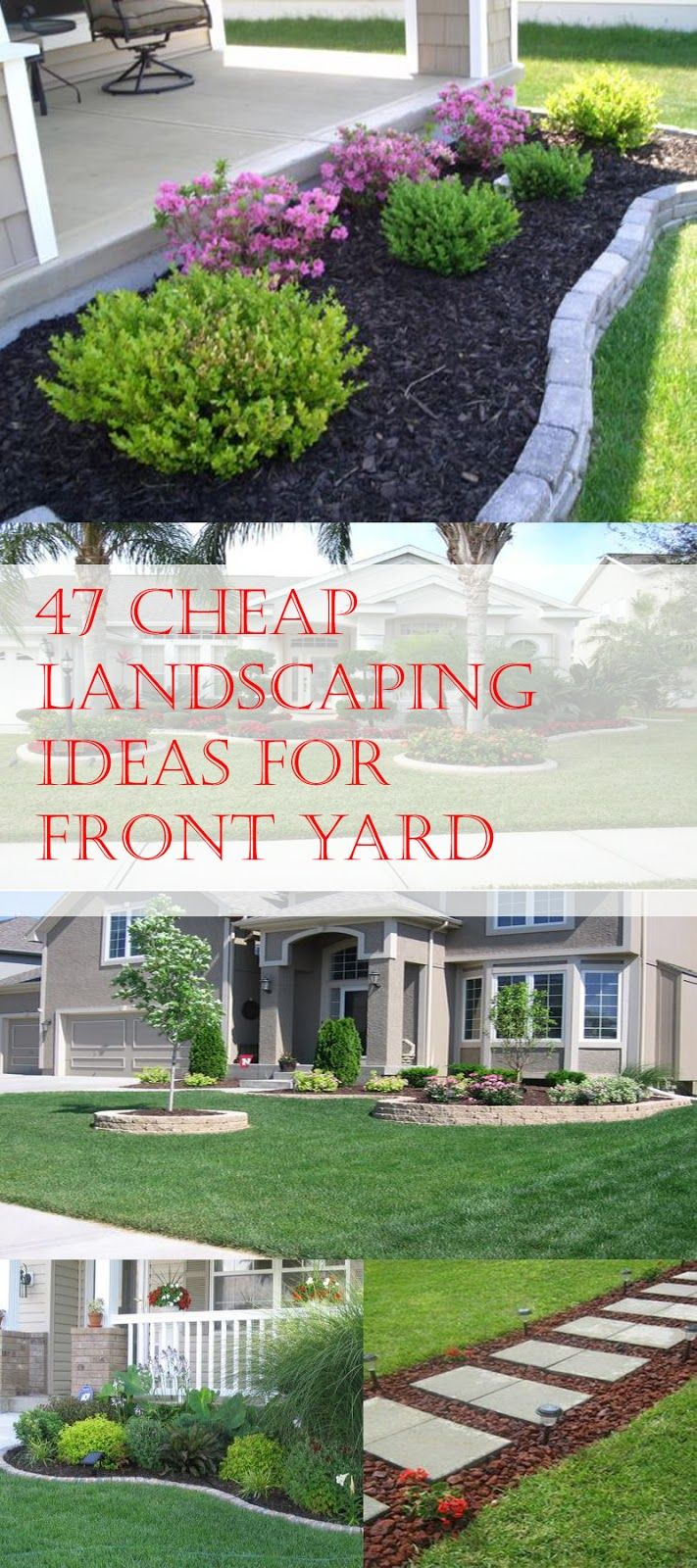 Front Yard Ideas On A Budget
