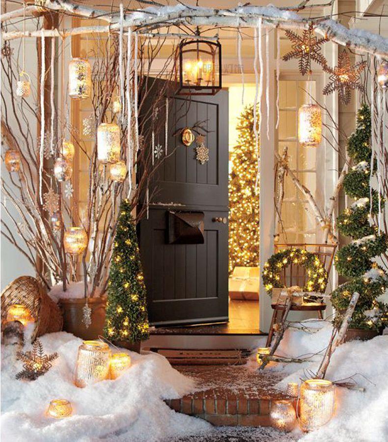 Winter Wonderland Outdoor Decorations