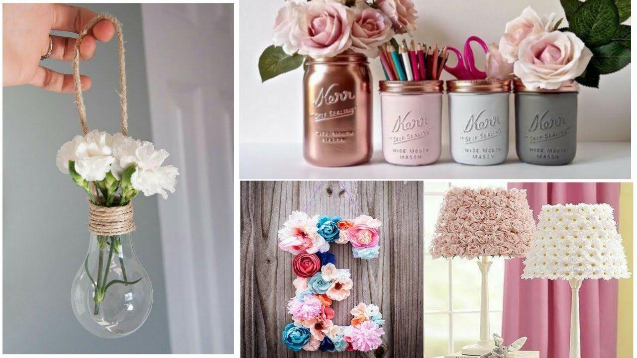 20+ DIY Craft Ideas For Home Decor   MAGZHOUSE