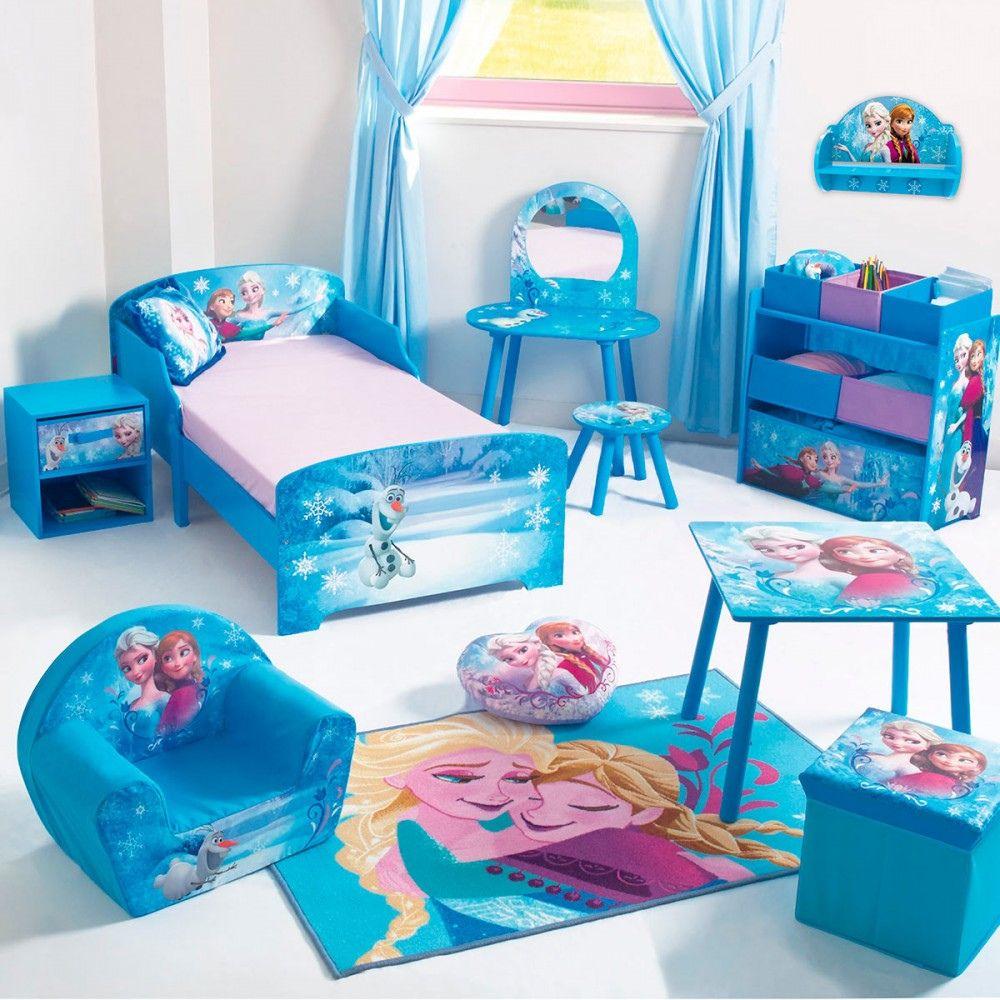 Frozen Bedroom Set
