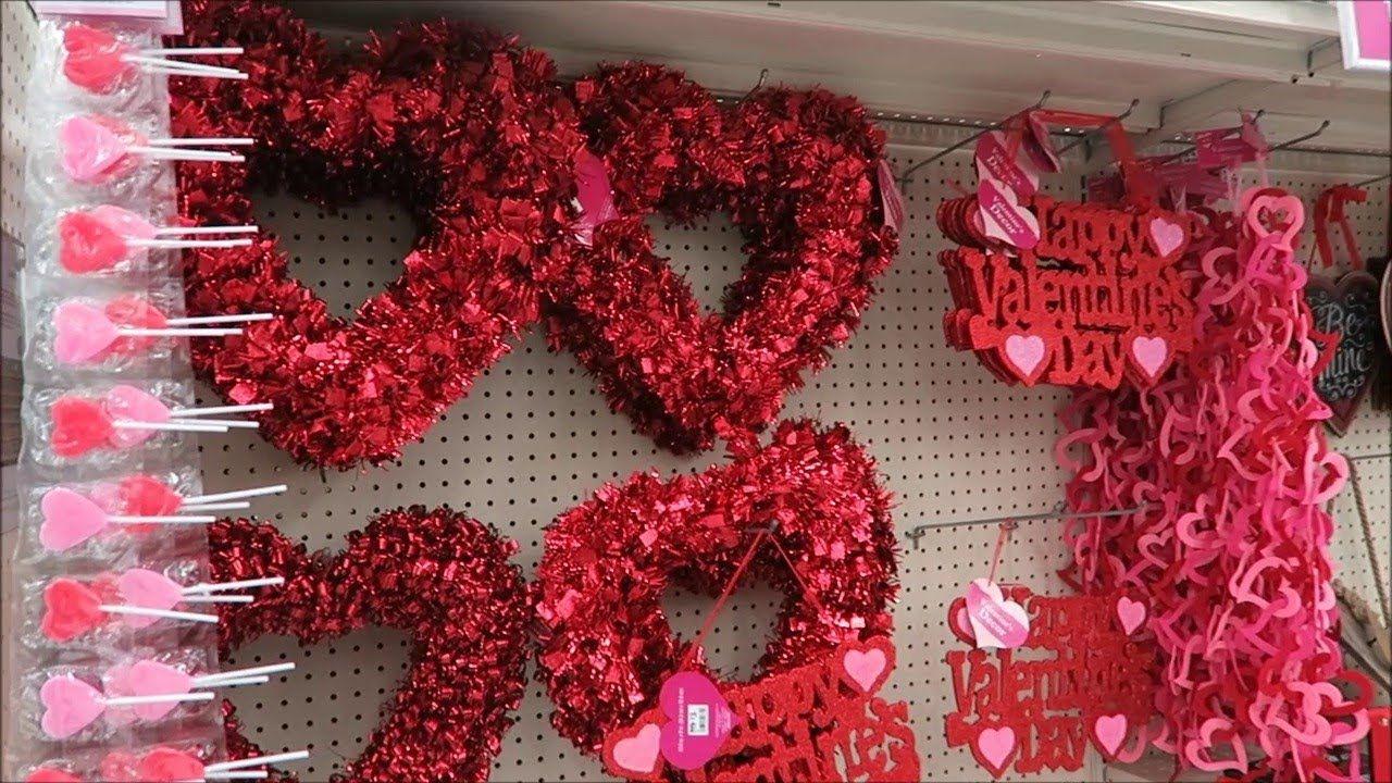 Big Lots Valentine Decor