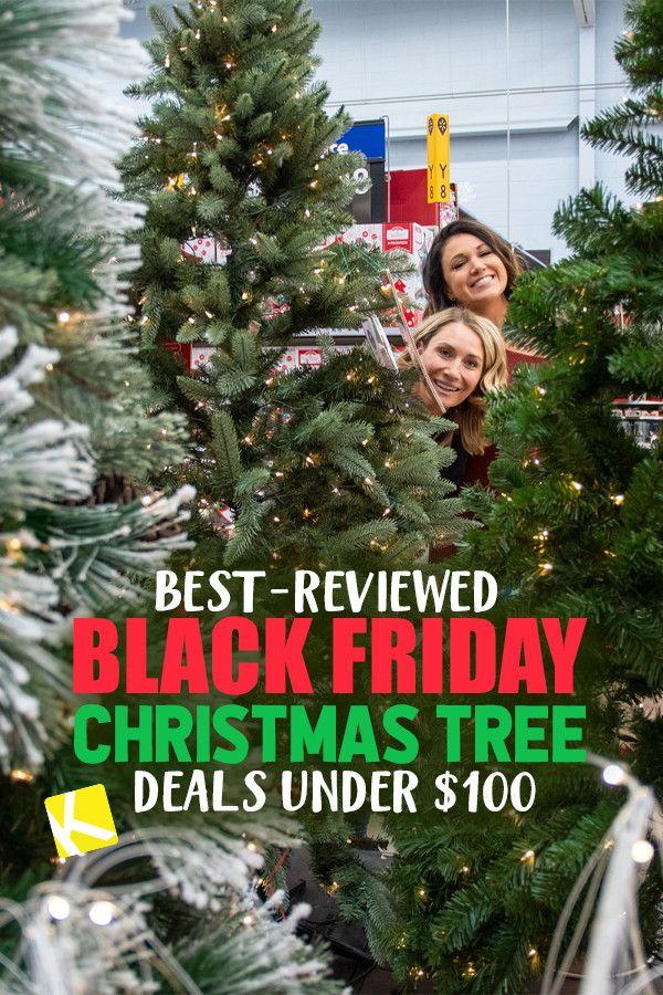 Black Friday Christmas Tree Deals 2020