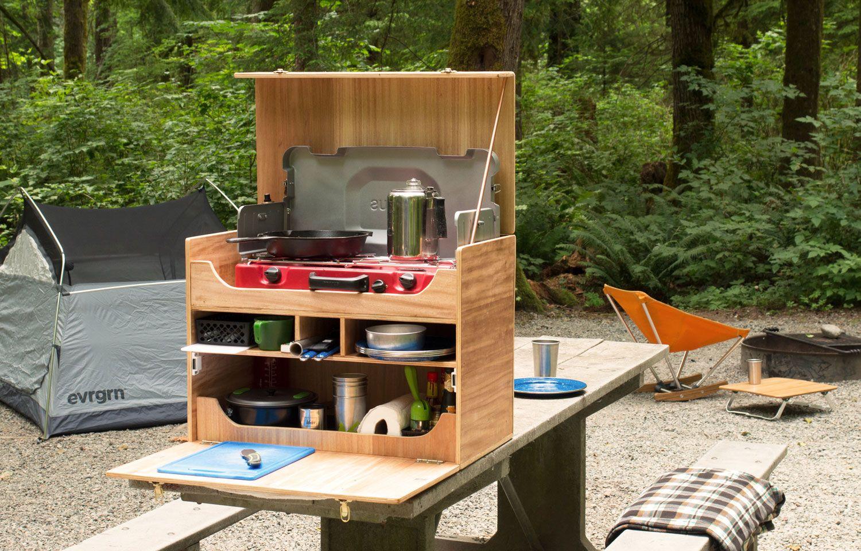 Chuck Box Camp Kitchen