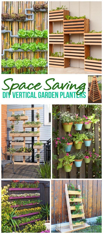 Space Saving Garden Ideas