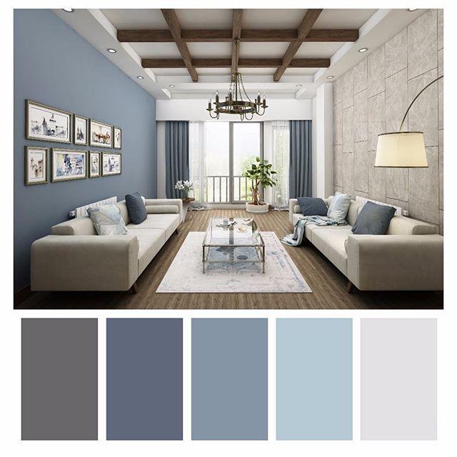Interior Living Room Paint Ideas