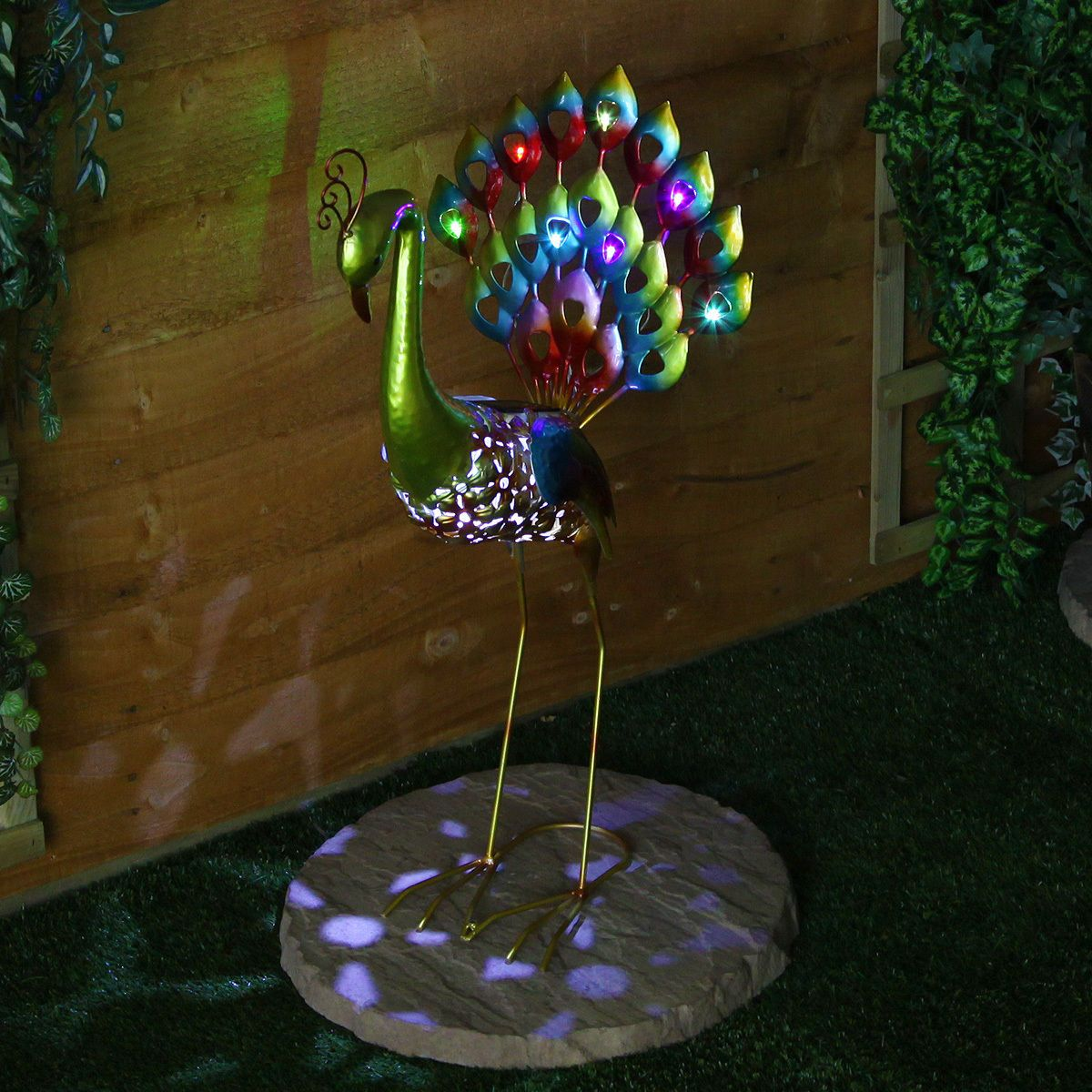Solar Powered Outdoor Decorations