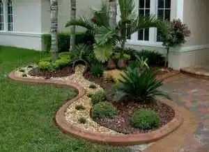 Front Yard Tree Landscaping Ideas
