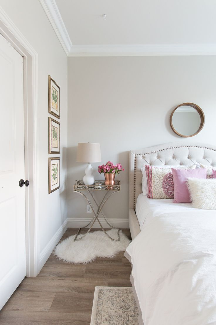 White Bedroom Paint