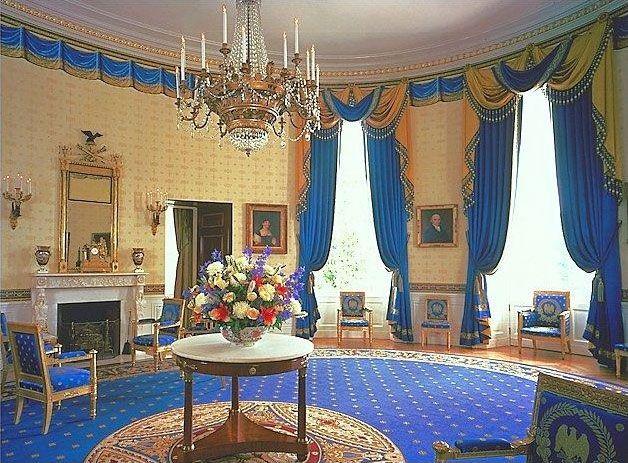 The White House Interior