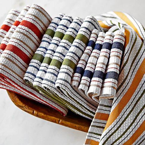 Williams Sonoma Kitchen Towels