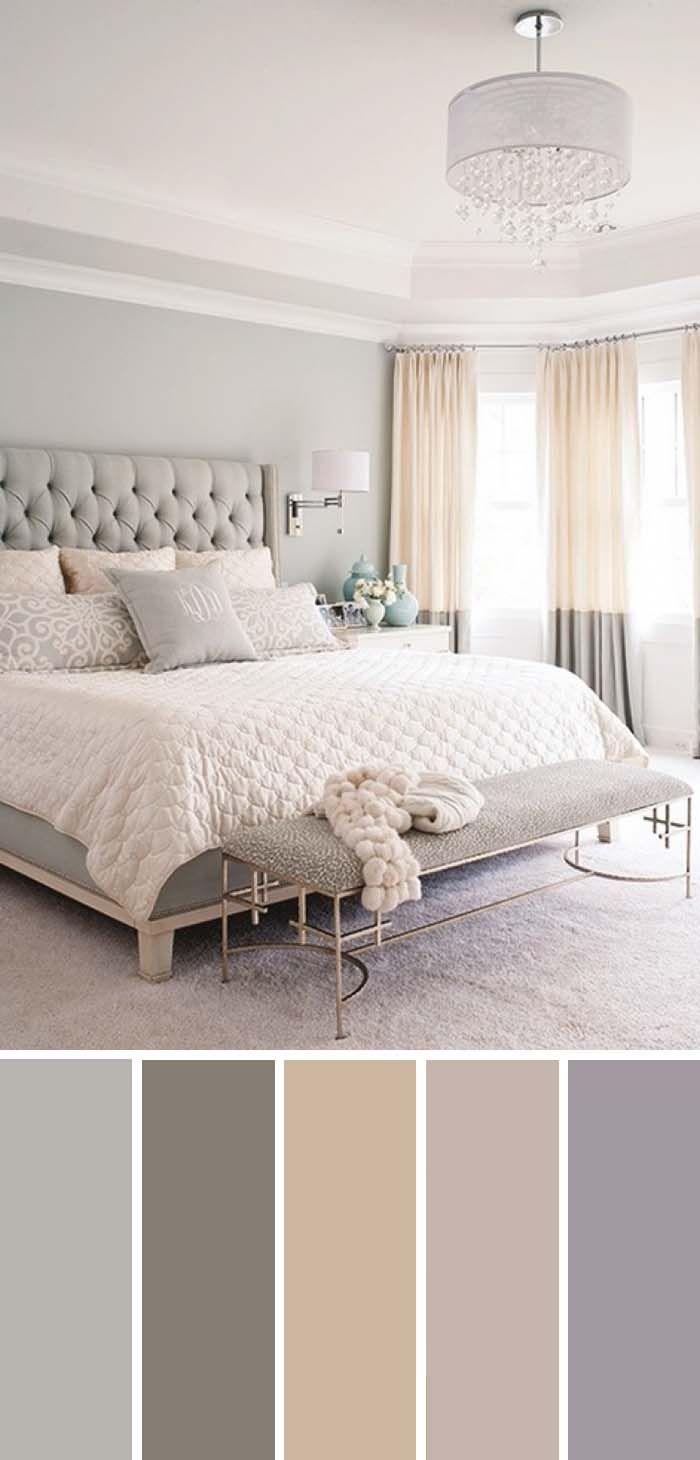 Modern Bedroom Colors
