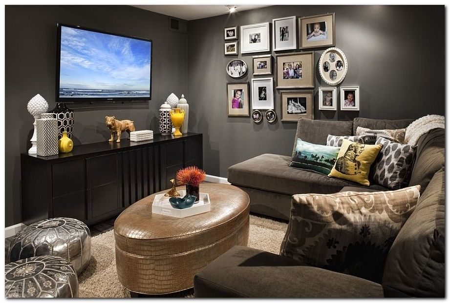 Small Living Room Layout With Tv