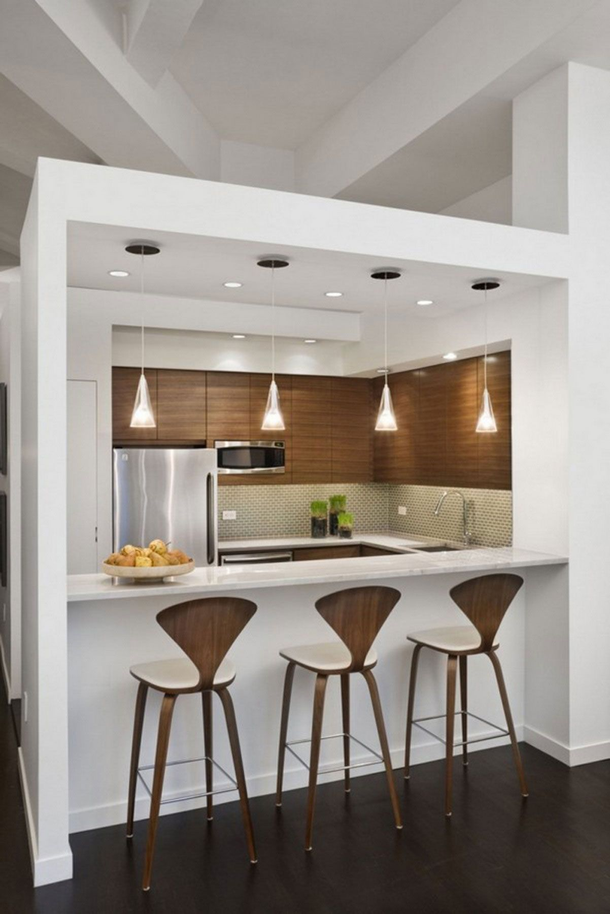 9+ Kitchen Ideas For Small Spaces   MAGZHOUSE