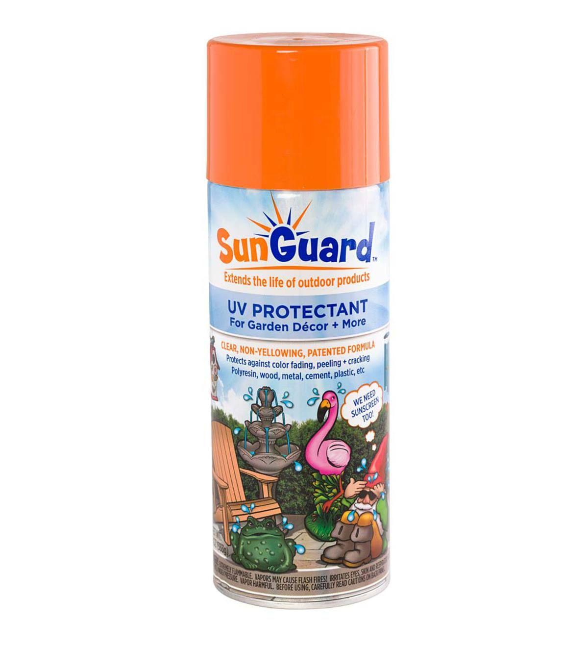 Uv Protectant Spray For Outdoor Decor