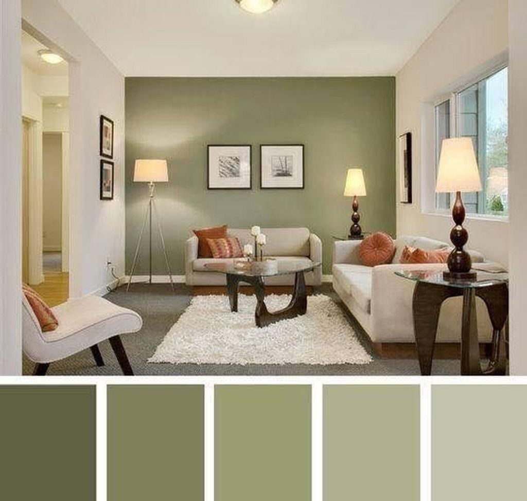 Living Room Wall Color Ideas