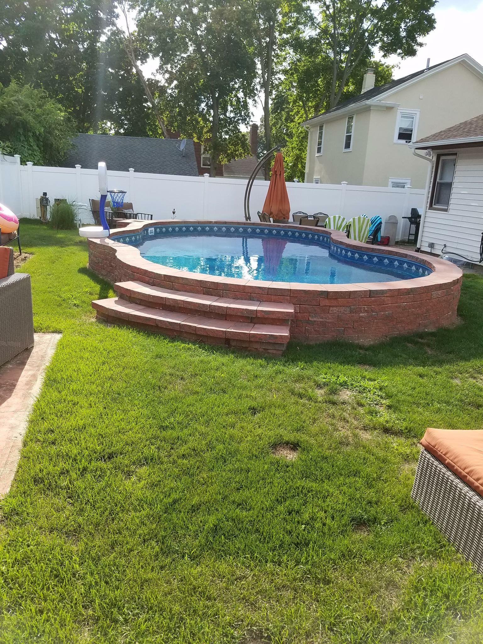 Backyard Above Ground Pools