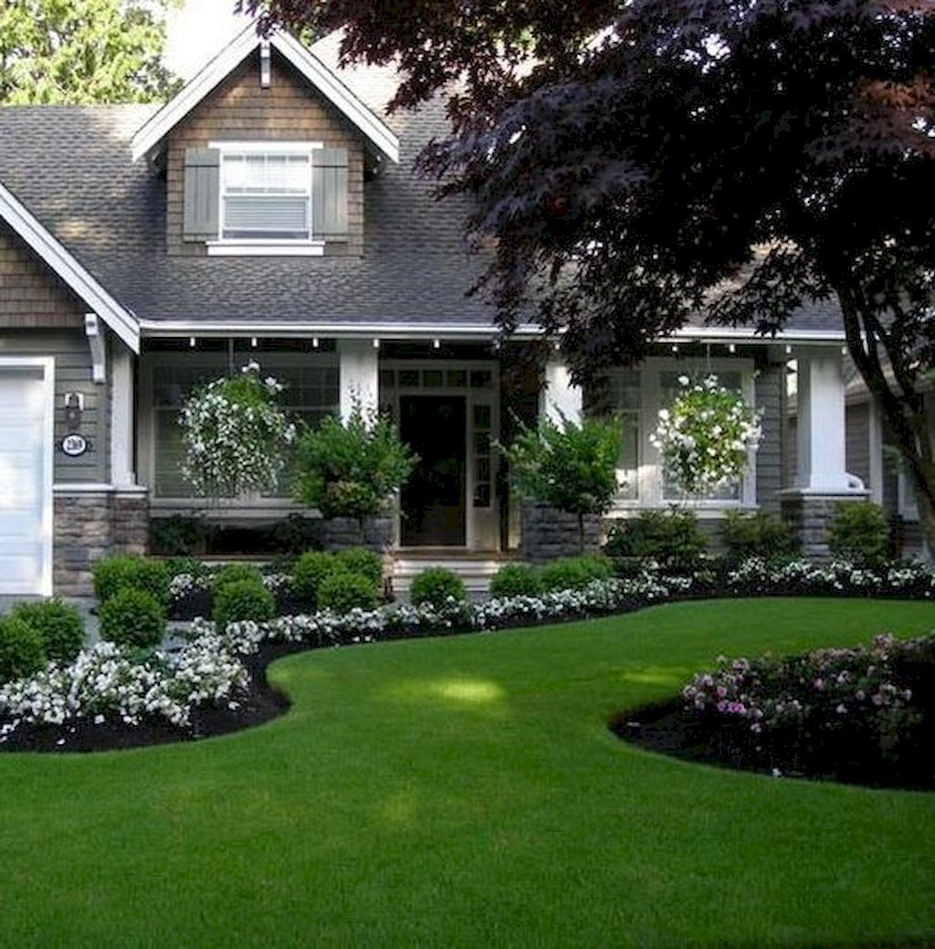 House Front Yard Landscaping Ideas