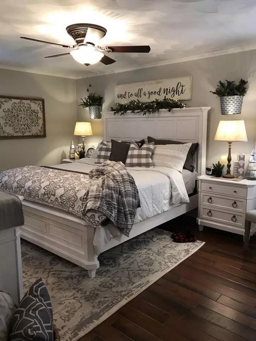 Cozy Farmhouse Bedroom Images