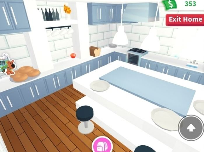 Adopt Me Kitchen Ideas