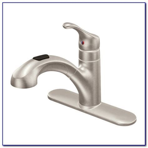 Kitchen Faucet Leaking At Base