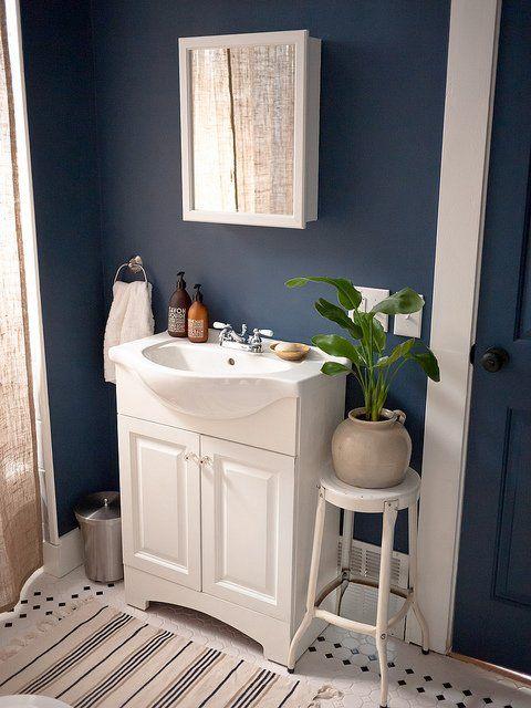 Blue Bathroom Paint Colors