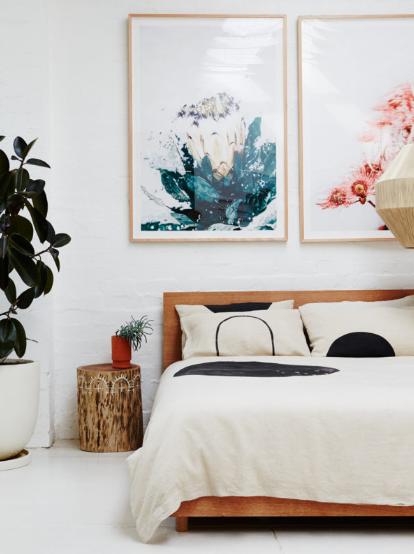 Bedroom Art Ideas