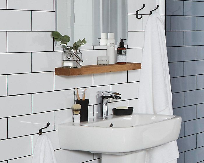 Bathroom Sink Shelf