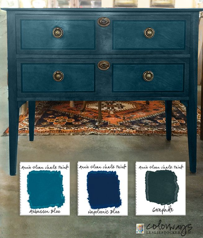 Chalk Paint Colors For Furniture