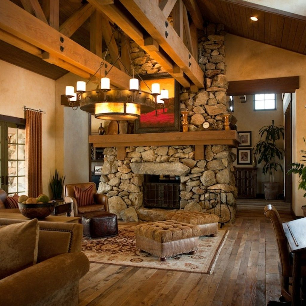 Ranch Style House Interior