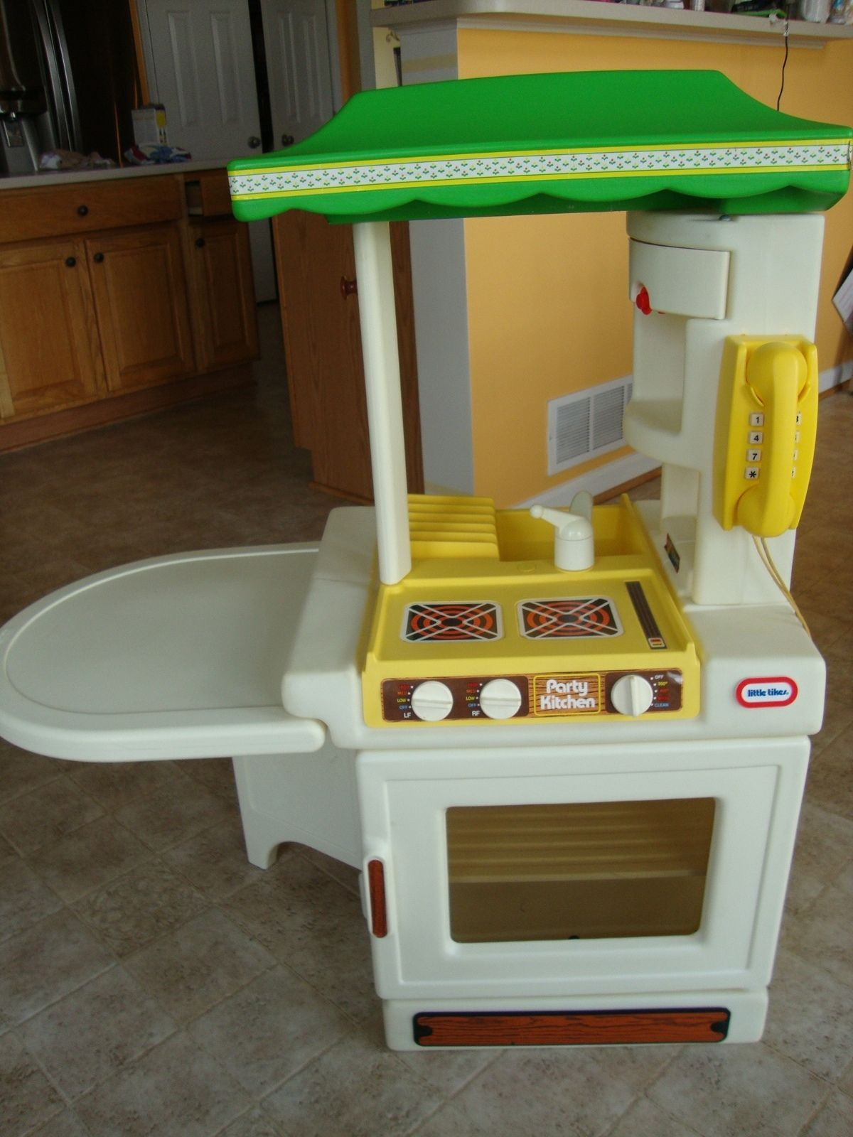 Little Tikes Kitchen Vintage