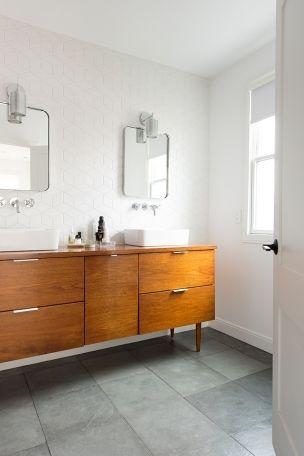 West Elm Bathroom Vanity