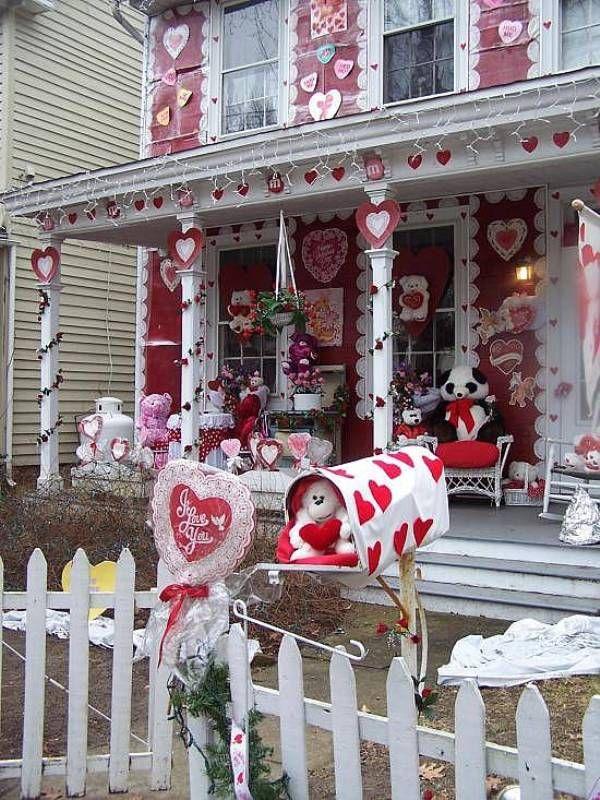 Valentine's Day House Decor