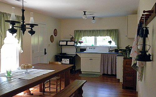 The Waltons House Interior
