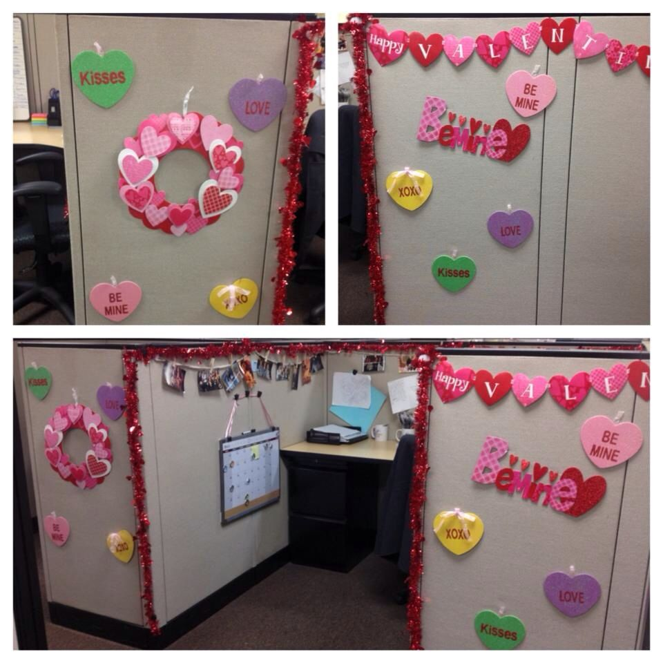 Valentine's Day Decoration Ideas For Office